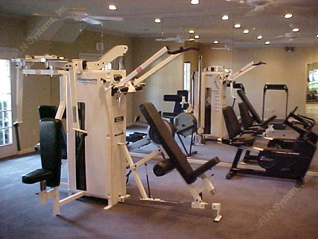 Fitness Center at Listing #138802