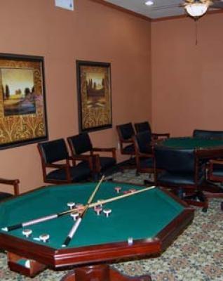 Gameroom at Listing #144337