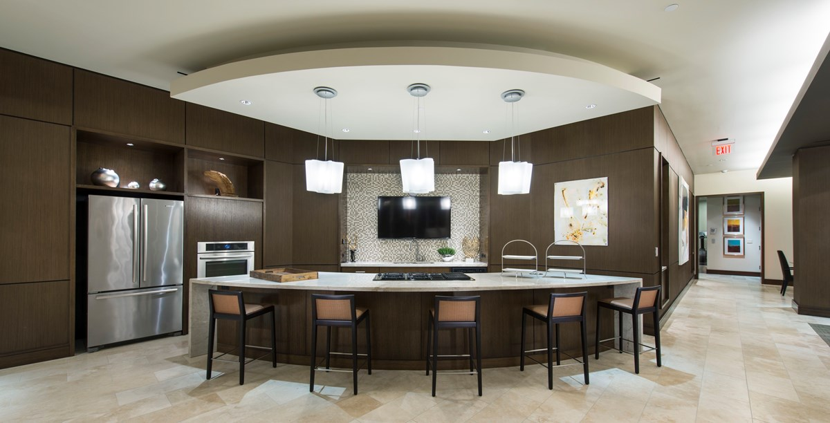 Clubhouse at Listing #153563