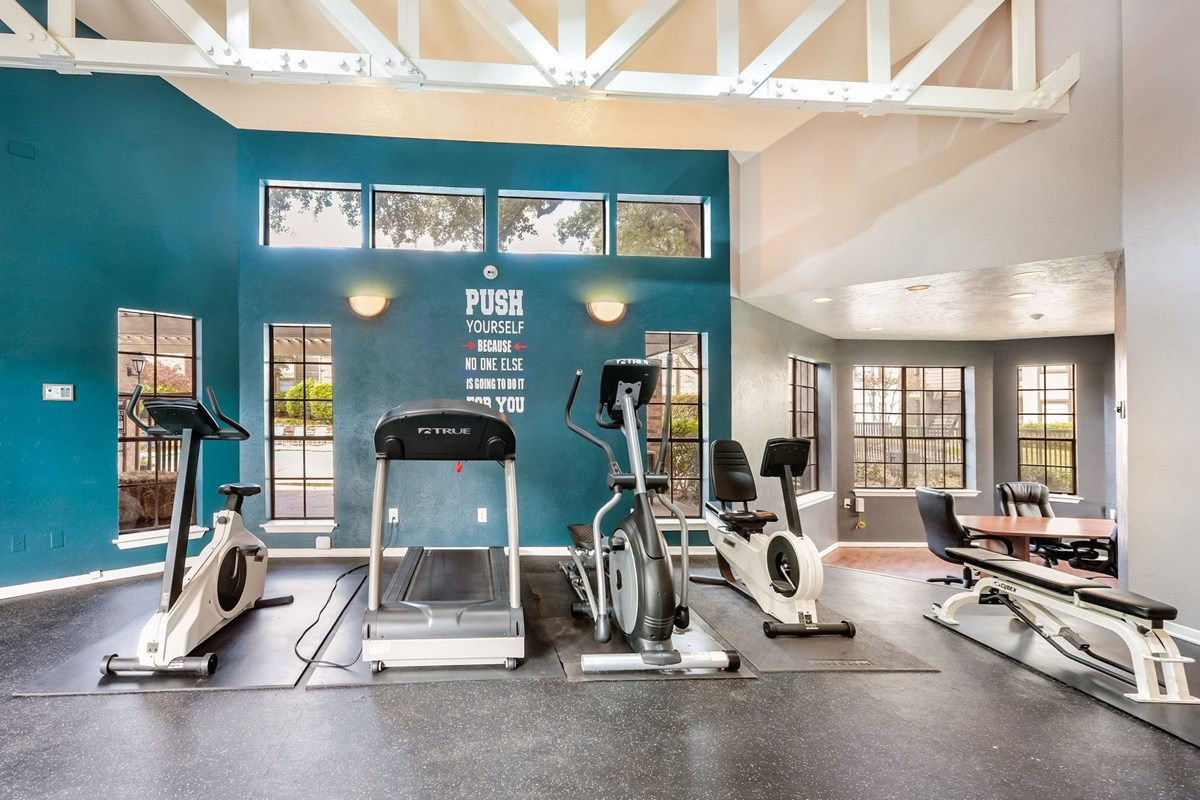 Fitness at Listing #136418