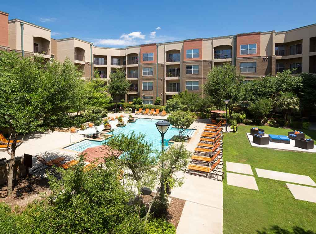 AMLI Galatyn Station Apartments Richardson TX