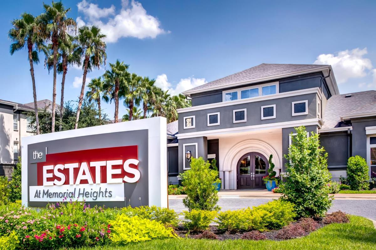 Estates at Memorial Heights Apartments Houston, TX