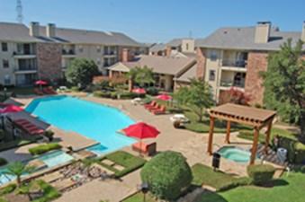 Pool at Listing #137114