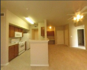 Kitchen/Living Room at Listing #144409