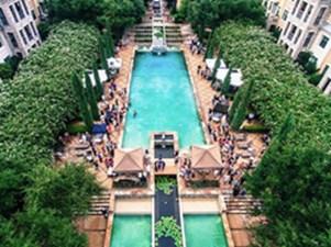 Pool at Listing #332081