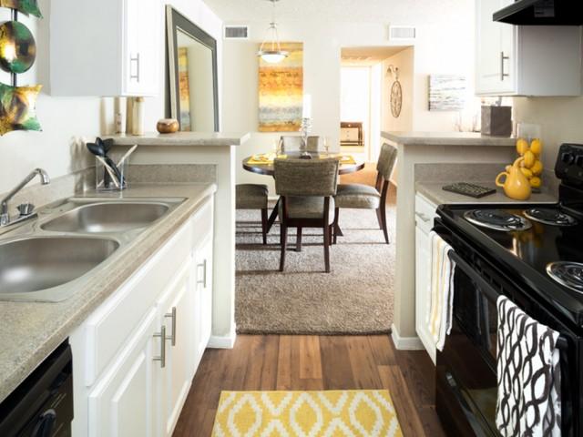 Kitchen at Listing #135668