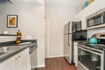 Kitchen at Listing #140608