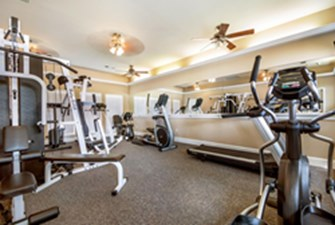Fitness Center at Listing #138220