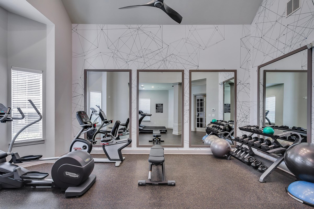 Fitness at Listing #137535