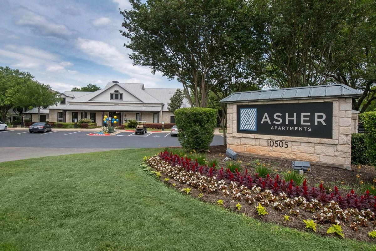 Asher Apartments Austin TX