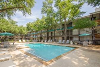 Pool at Listing #135821