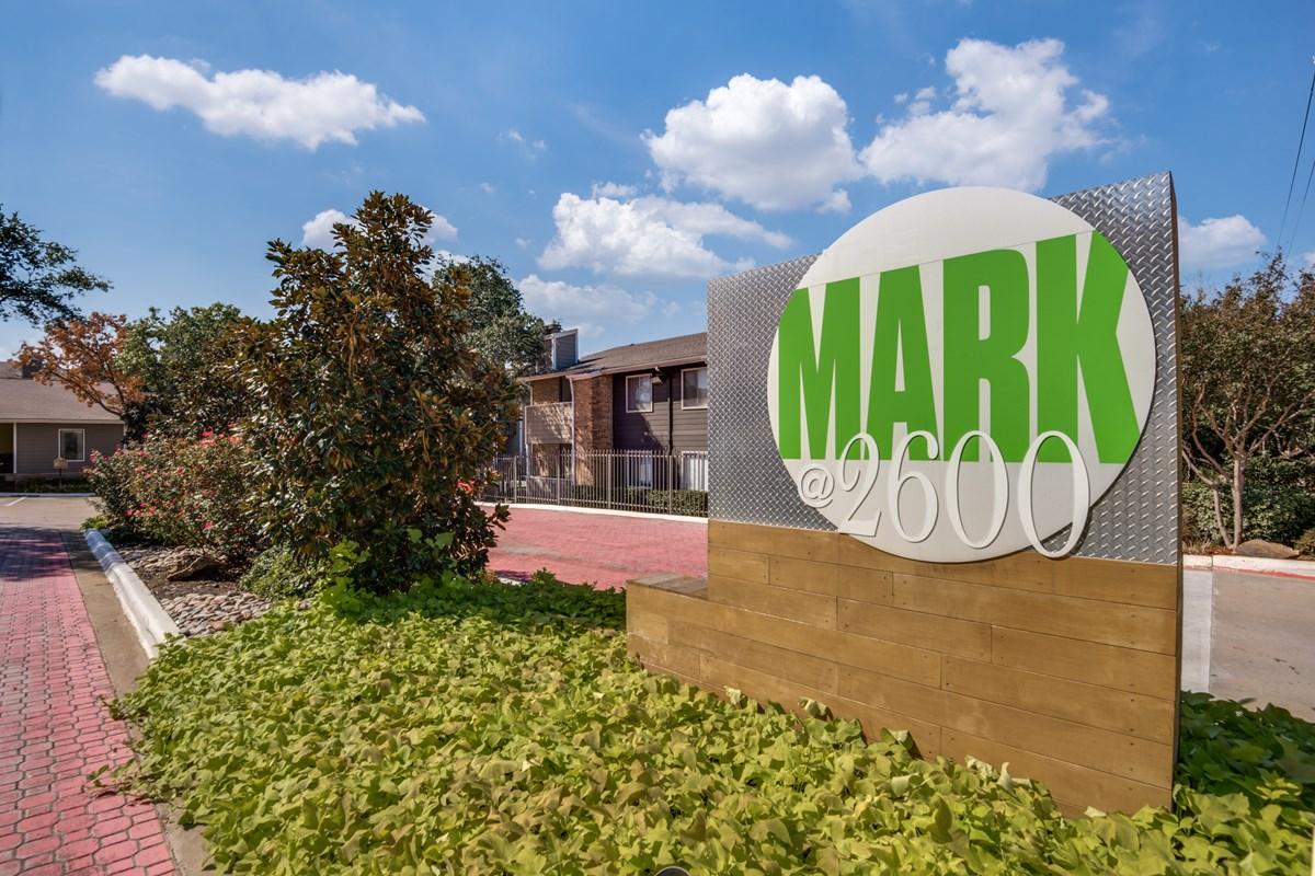 Mark at 2600 Apartments Arlington TX