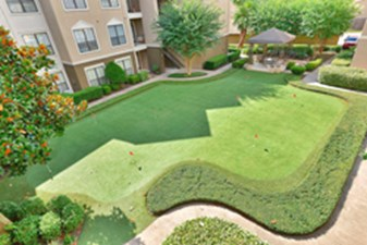 Putting Green at Listing #138910
