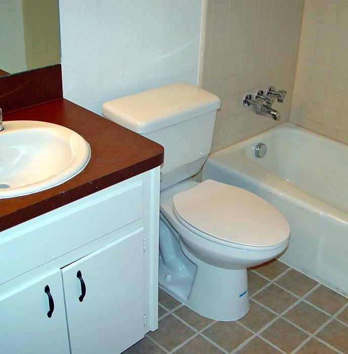 Bathroom at Listing #233759