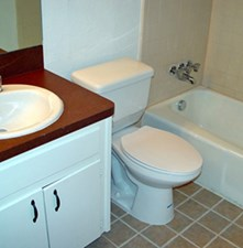 Bathroom at Listing #233759