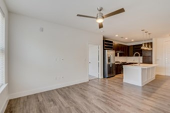 Living/Kitchen at Listing #267623