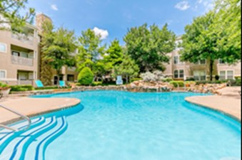Pool at Listing #137731