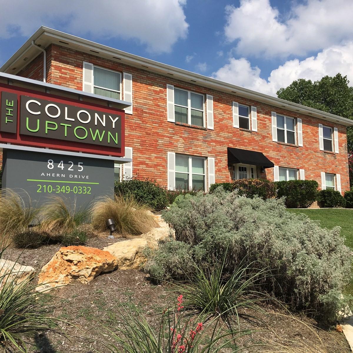 Colony Uptown ApartmentsSan AntonioTX