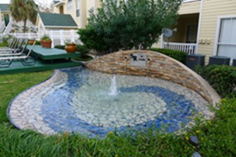 Fountain at Listing #138315