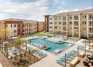 Pool at Listing #281455