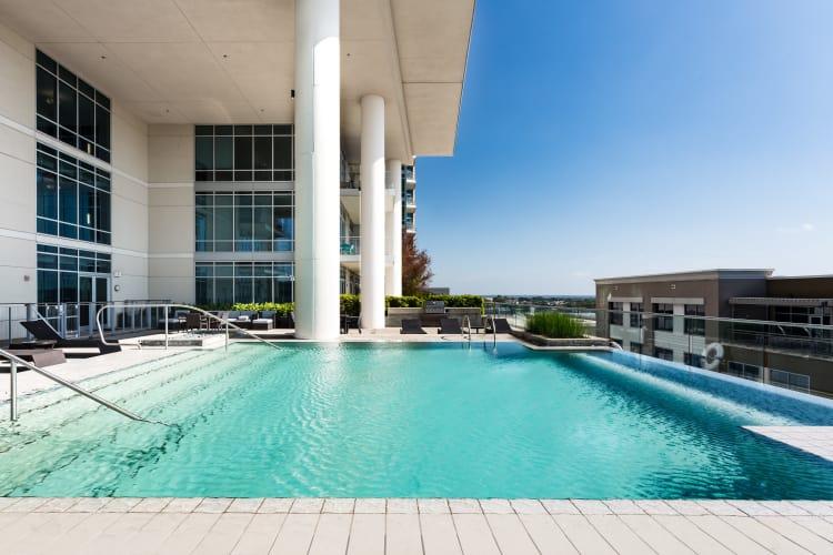 Pool at Listing #145747
