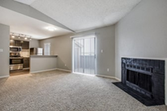 Living/Dining at Listing #136724