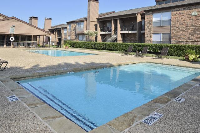 Pool at Listing #135772