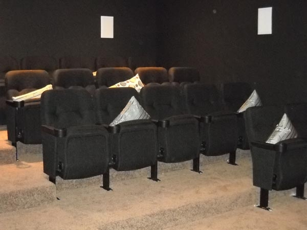 Theater at Listing #244585