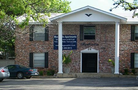 Monticello Apartments Austin TX
