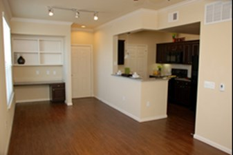 Living/Kitchen at Listing #154061