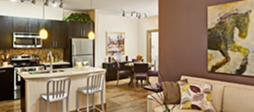 Dining/Kitchen at Listing #232056