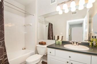 Bathroom at Listing #140608