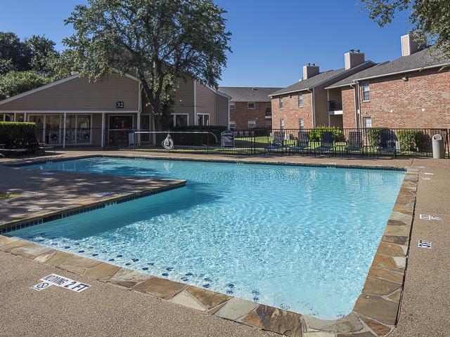 Pool at Listing #135641