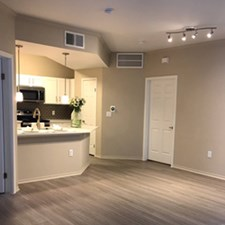Living/Kitchen at Listing #137723