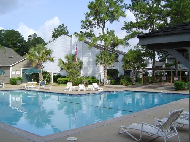 Pool at Listing #139010