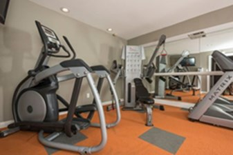 Fitness Center at Listing #136852