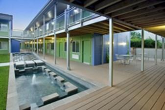 Pool at Listing #241844