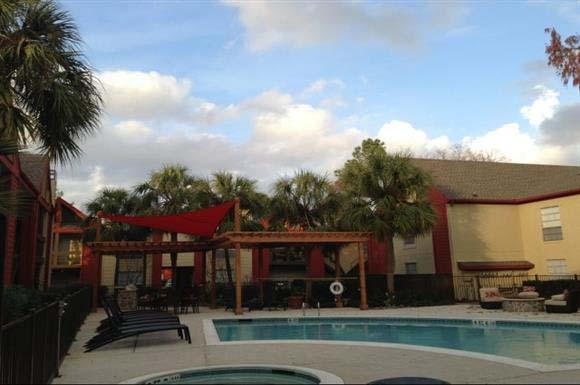 Pool at Listing #139931
