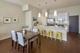 Dining/Kitchen at Listing #283245
