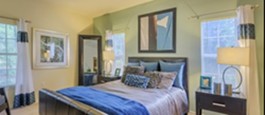Bedroom at Listing #144822