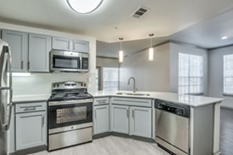 Kitchen at Listing #137611