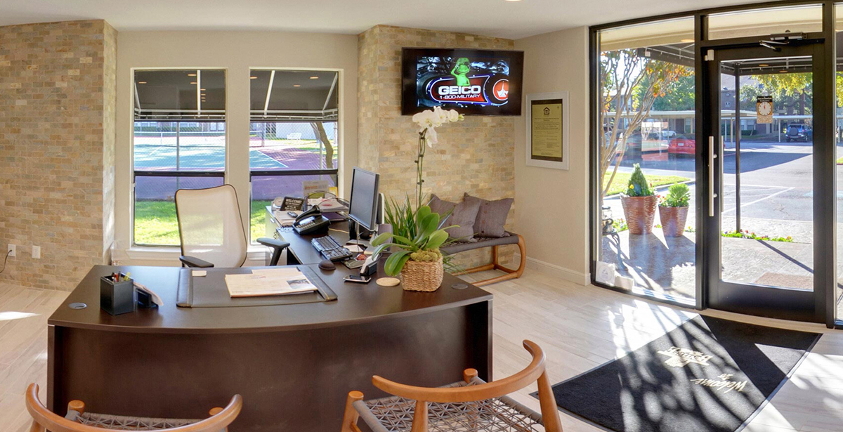 Office at Listing #135751