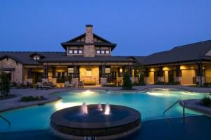 Pool at Listing #145044