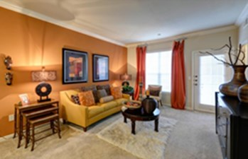 Living Room at Listing #144367