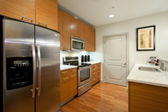 Kitchen at Listing #146356