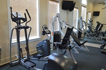 Fitness Center at Listing #144761