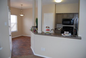 Dining/Kitchen at Listing #135631