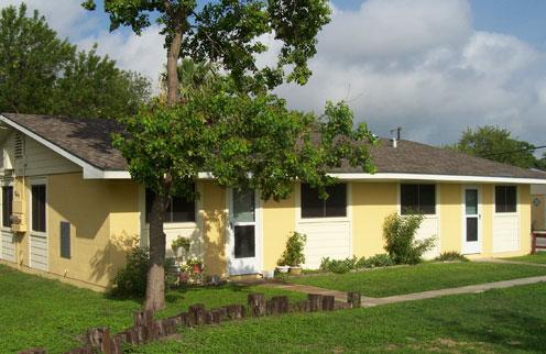 Western Hills Four-Plex Homes Apartments San Antonio, TX