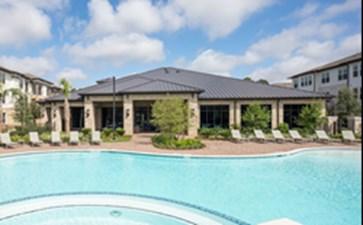 Pool at Listing #310736