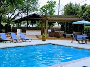 Pool at Listing #140531